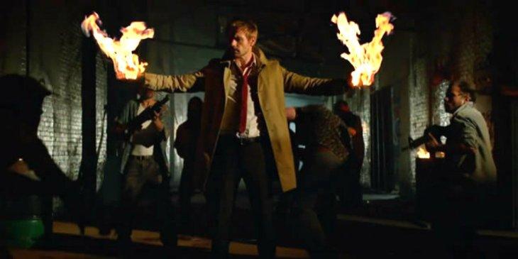 Matt Ryan jako John Constantine.