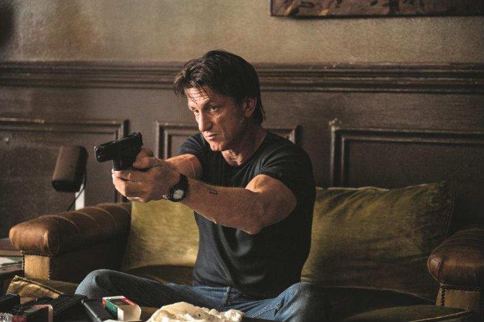 "Sean Penn w filmie ""Gunman: Odkupienie"". Fot. Monolith"