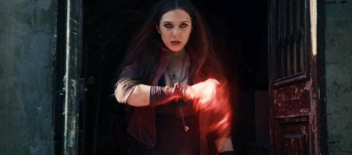 Scarlet Witch oddziela treść recenzji od spoilera.
